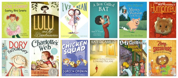 list of books for 1st first grade read alouds
