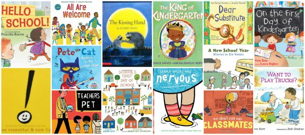 best back to school picture books for kids