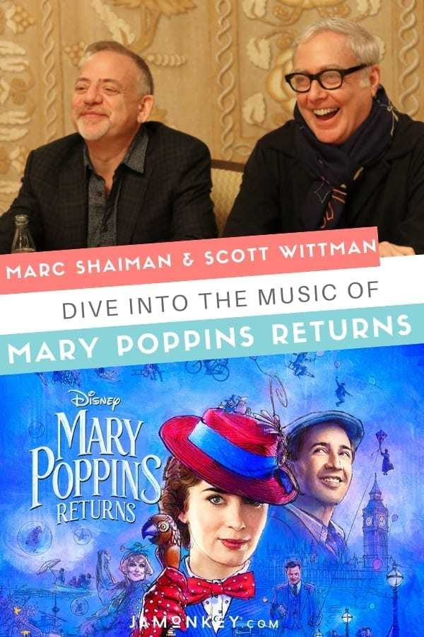 Dive into the Music of Mary Poppins Returns