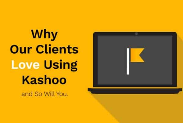 Why our clients love using Kashoo