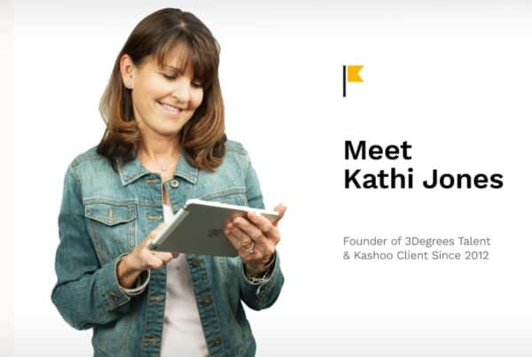 Kathi Jones a Kashoo Small Business Client