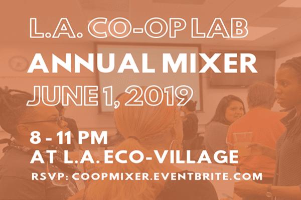L.A. Co-op Lab Mixer