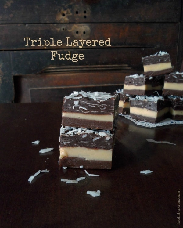 Three Layered Fudge