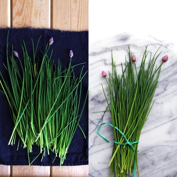 Bunches of Chives