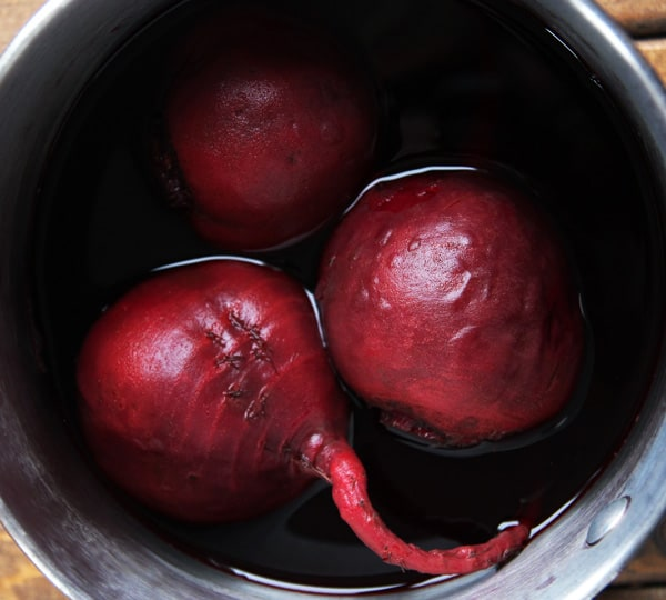 Boiling the Beets