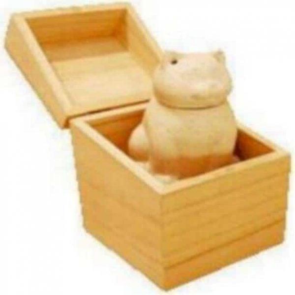 Brule parfum céramique motif chat