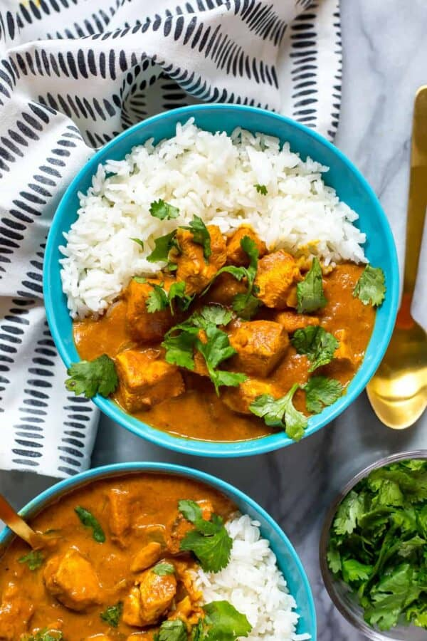 Instant Pot Indian curry recipes