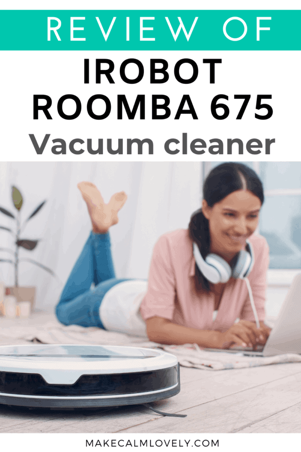 Review of iRobot Roomba 675 vacuum cleaner