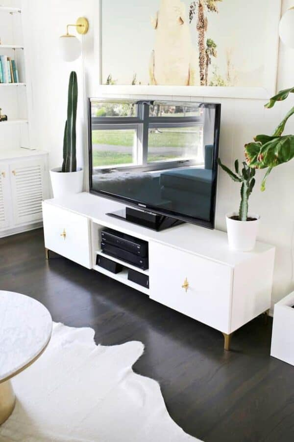 Mid Century TV Stand