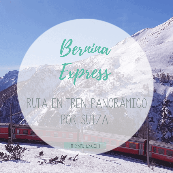 ruta bernina express