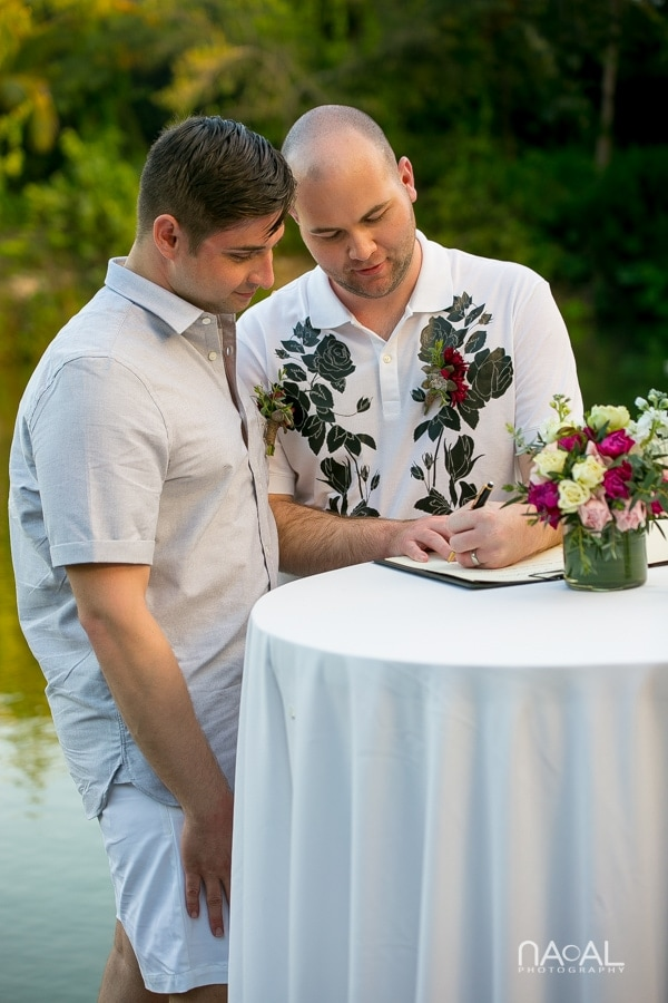 LGBT Elopement  Rosewood Mayakoba -  - Naal Wedding Photo 18 2