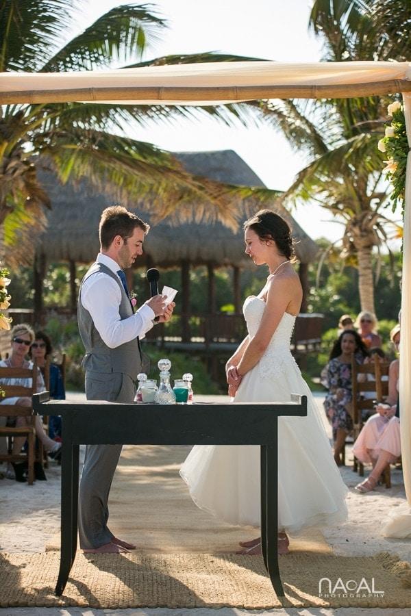Akumal Wellness Resort -  - Naal Photo Wedding 141