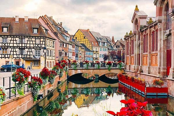 Cities to visit in France: Colmar