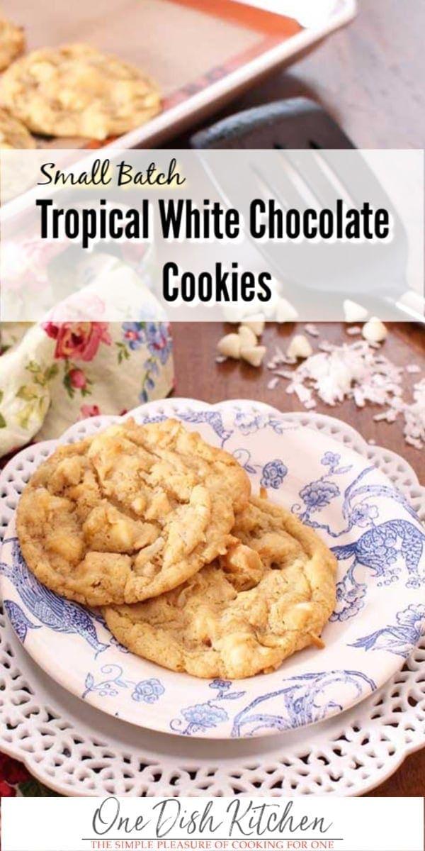 White Chocolate Chip Cookie Recipe