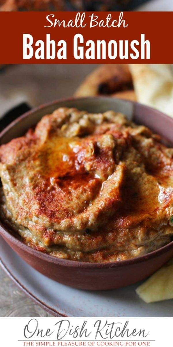 baba ganoush | one dish kitchen