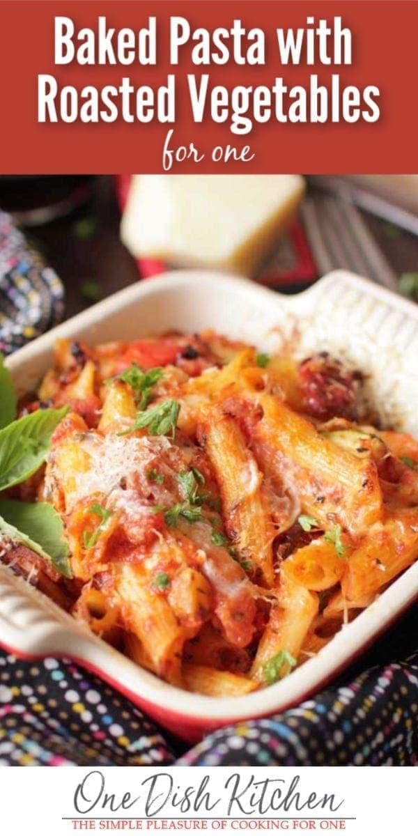 baked pasta | one dish kitchen
