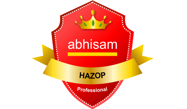HAZOP Badge