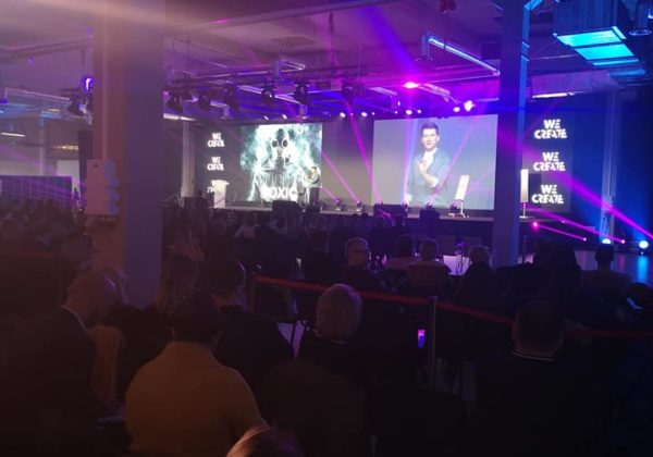 Tomasz Kammel konferencja