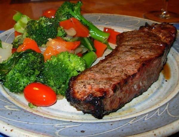 New York Strip Steak