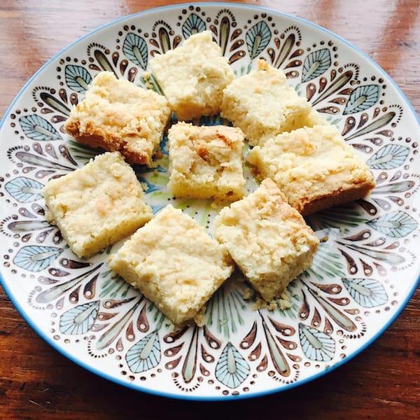 Simple, tasty Gluten Free Shortbread Cookies