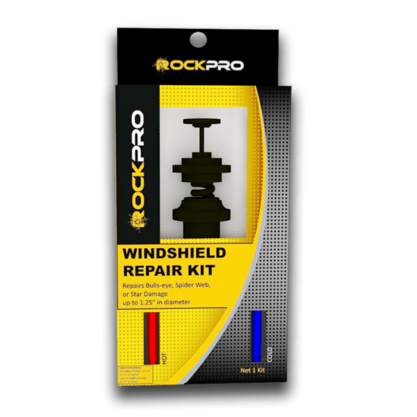 windshield repair kit - RockPro