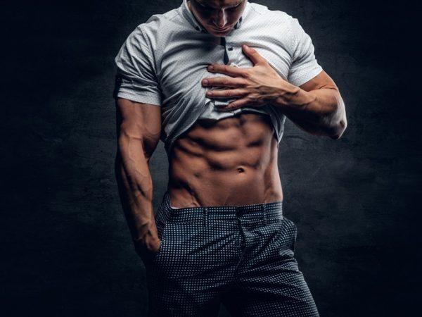 Ejercicios aerobicos que ayudan a destapar los abdominales six pack