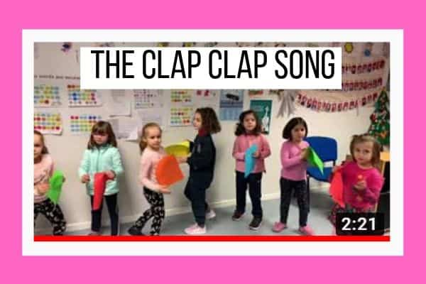 The Clap Clap Song
