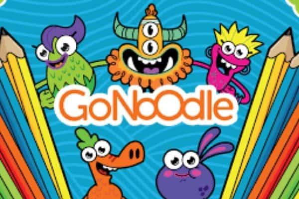 GoNoodle Brain Break YouTube Channel