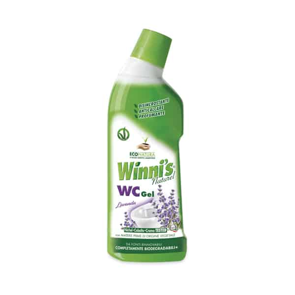 Winni's Čistilo za WC 750ml Zeleni planet