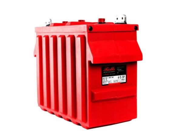 Solaire Laurentides - Batterie Rolls 6CS-25P 6V 853AH