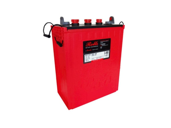 Solaire Laurentides - Batterie Rolls S6L16 6V 390AH