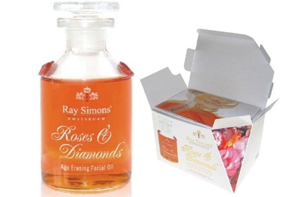 Roses and Diamonds Age Erasing Facial Oil