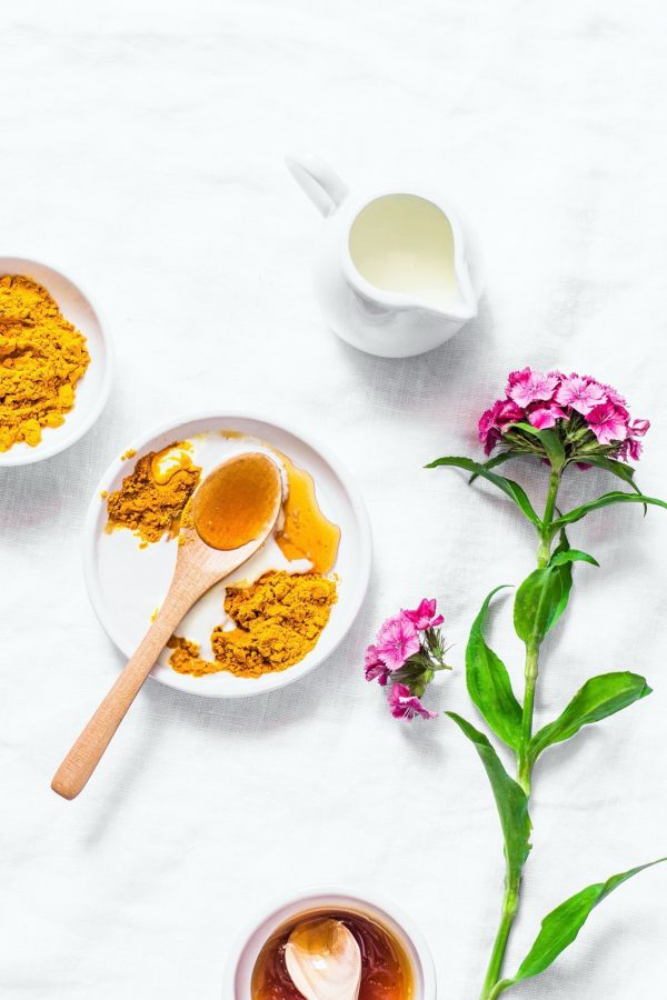 Turmeric Face Mask Recipe for Acne Scars