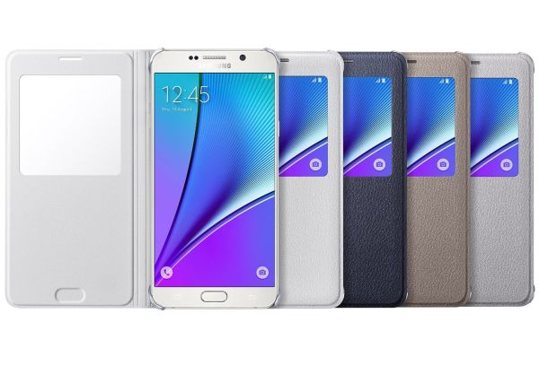 Galaxy Note 5 S-View