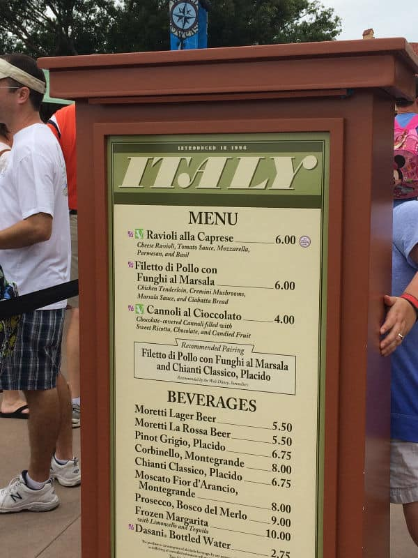 Planning a trip to Epcot's Food and Wine Festival this year? Here are a few top Tips For Visiting The Epcot Food And Wine Festival at Walt Disney World. #WaltDisneyWorld #Epcot #EpcotFoodAndWineFestival #Disney #DisneySide #DisneyTravel #TravelTips #EpcotFlowerAndGardenFestival