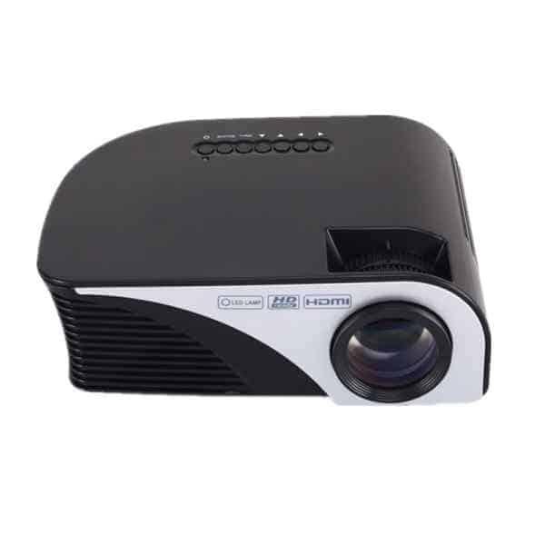 độ tương phản của máy chiếu - Máy chiếu mini Tyco t1500