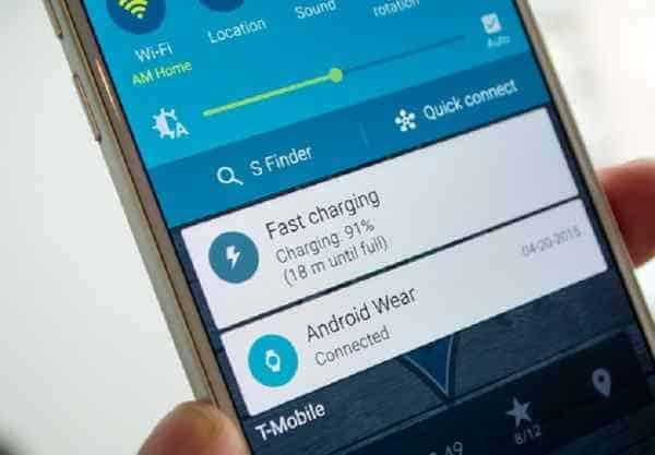 Samsung Galaxy S9, Galaxy S9 + sẽ hỗ trợ tính năng Fast Charging 15W - 1