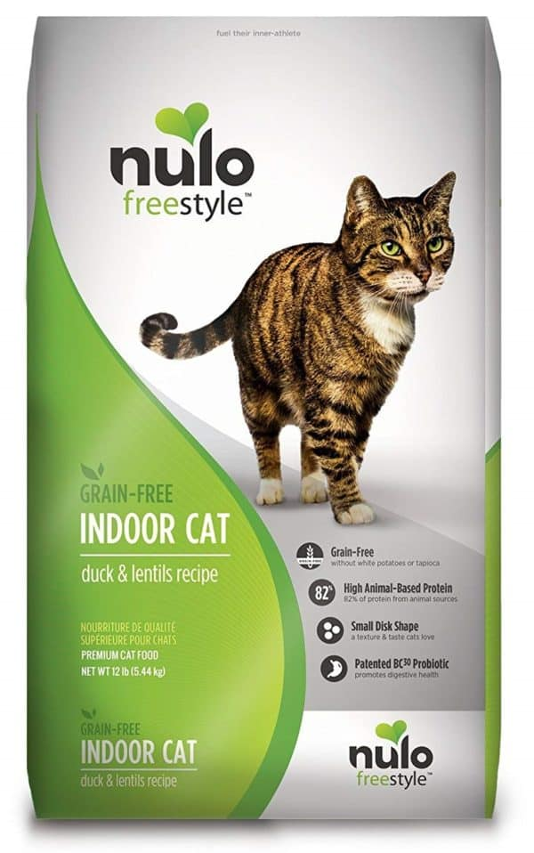 Nulo Grain Free Dry Indoor or Adult Trim Cat Food-Nulo Cat Food Review