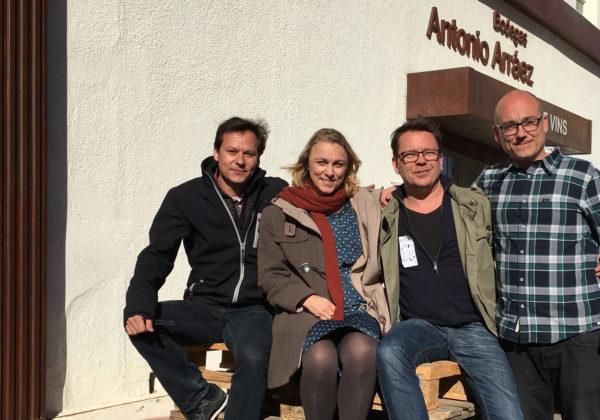 Besuch bei der Bodega Antonio Arraez - Valencia