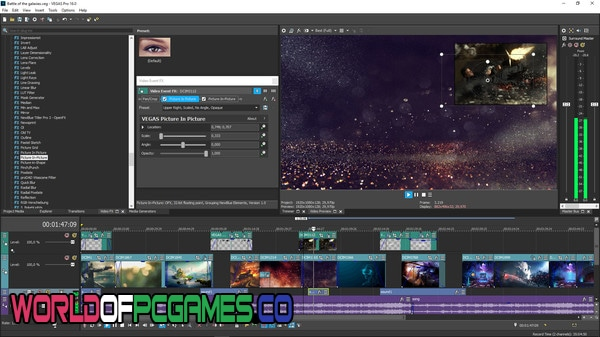 Sony Vegas Pro 16 Free Download