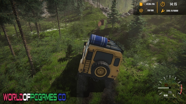 Ultra Off Road Simulator 2019 Alaska Free Download PC Game By Worldofpcgames.co