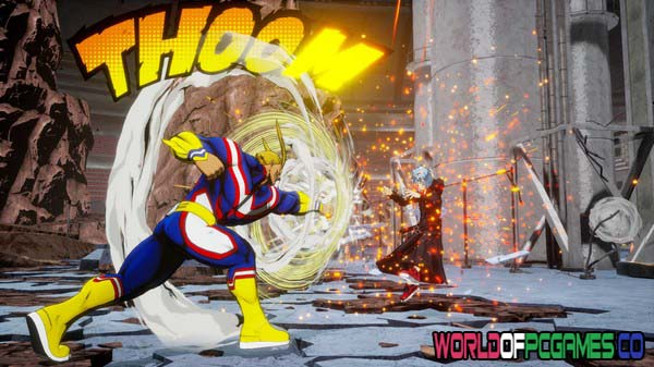 My Hero One's Justice 2 por Worldofpcgames.co