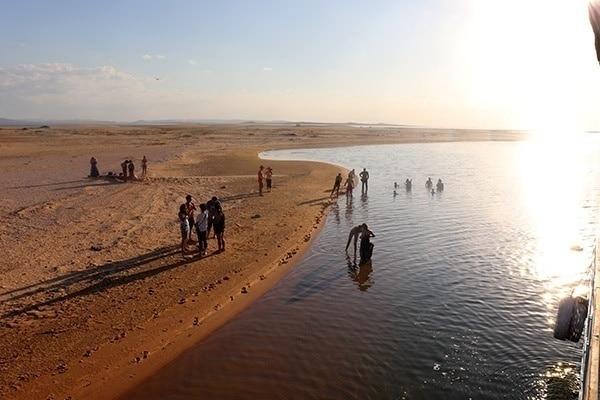 Ilha Lago Sobradinho Vapor do Vinho