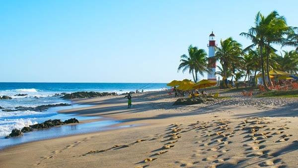 promoção de resorts na Bahia