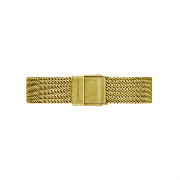 Yellow Gold Mesh Band 28mm/32mm