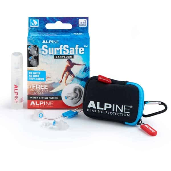 Alpine surfsafe
