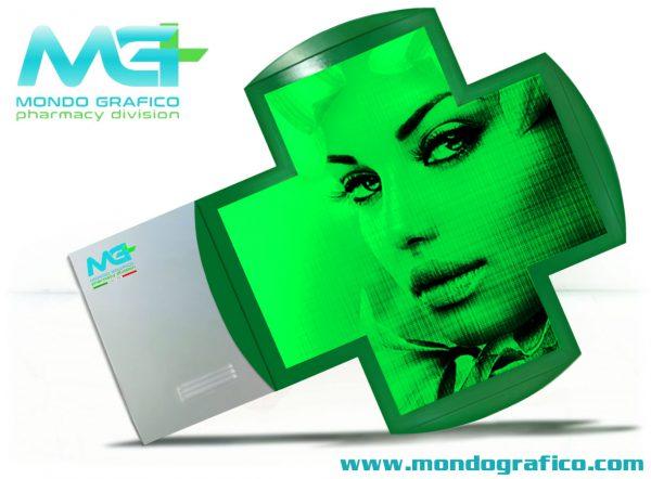 Croce Led Green HD 120