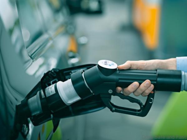 Hydrogen charging