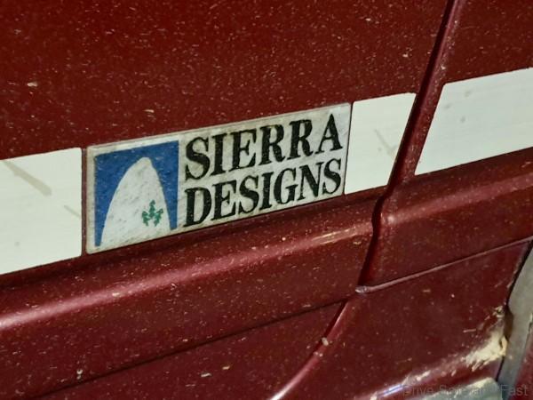Suzuki Jimny 1300 Sierra SJ30 Badge 2