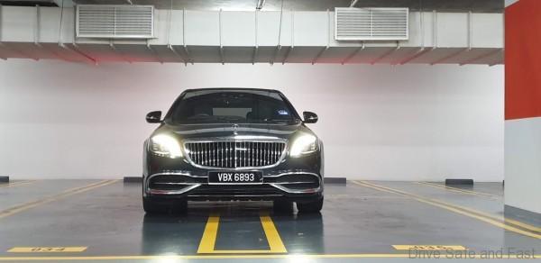 Mercedes-Maybach S560 Nomenclature examble